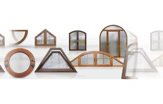Окно нестандартной формы Мы можем сделать окно нестандартной формы (круглое, трапециевидное и т.п.)