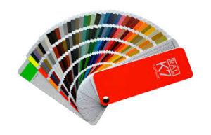 Полимерная окраска Любое окно мы можем покрасить в цвет по каталогу рал. Возможна покраска как с 1й так и с 2х сторон