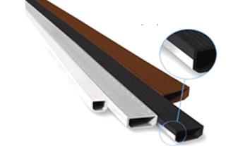 Установка терморамки Терморамка с пвх вставкой, позволяет понизить теплопотери стеклопакета и сделать пвх окно более теплым.